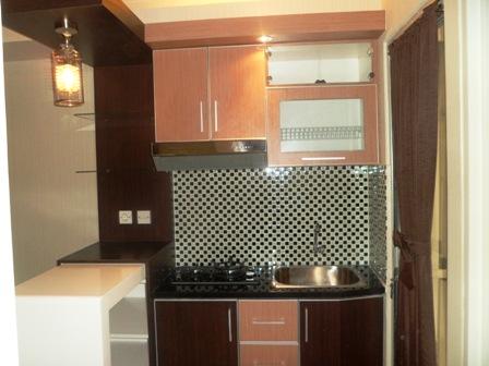 Hasil kerja kitchen set apartemen bag 5 djaya dwipa for Kitchen set apartemen